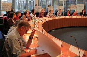 Forum Kinderarmut Bundestag