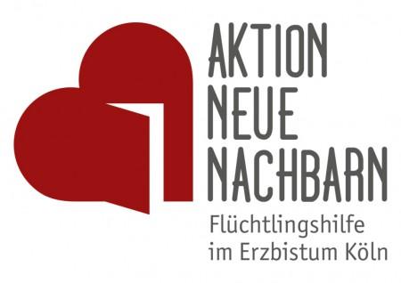 Logo der Aktion neue Nachbarn im Erzbistum Köln